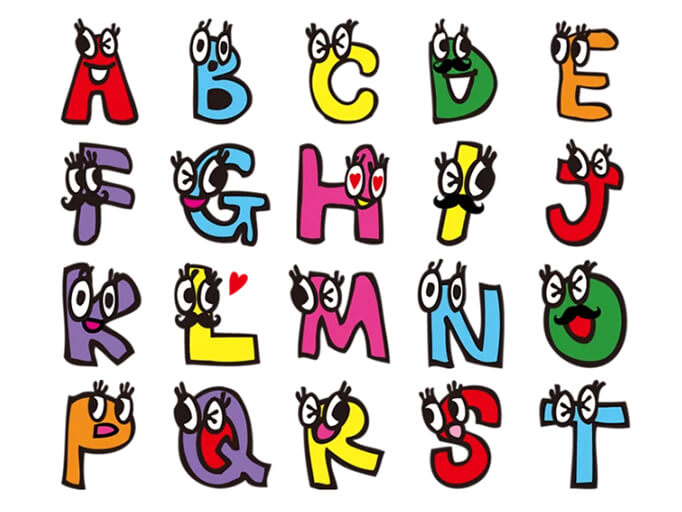 Jolly Alphabets