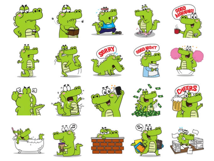 Roco The Crocodile